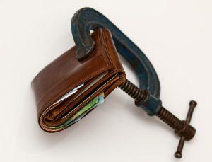 Penge pung finans økonomi
