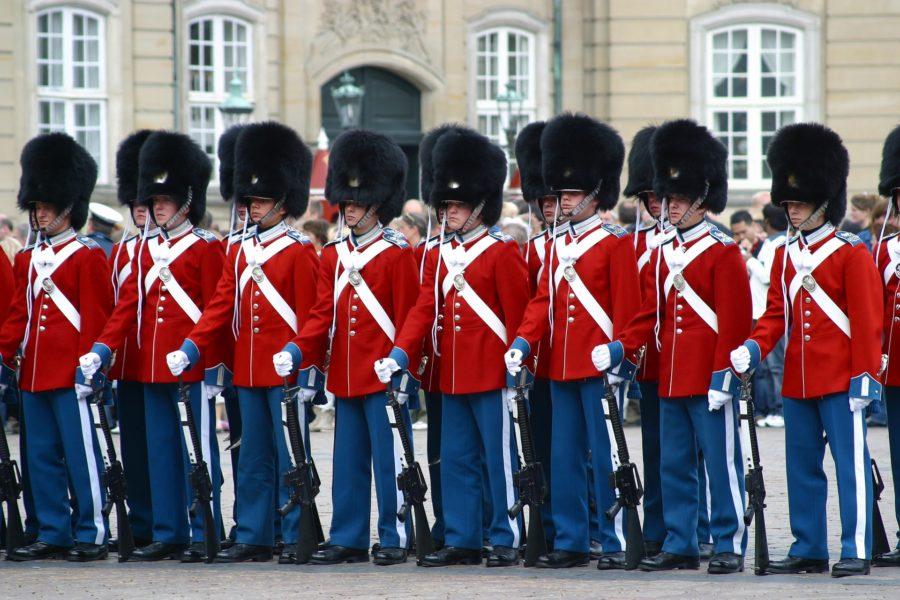Danmark - Den kongelige livgarde