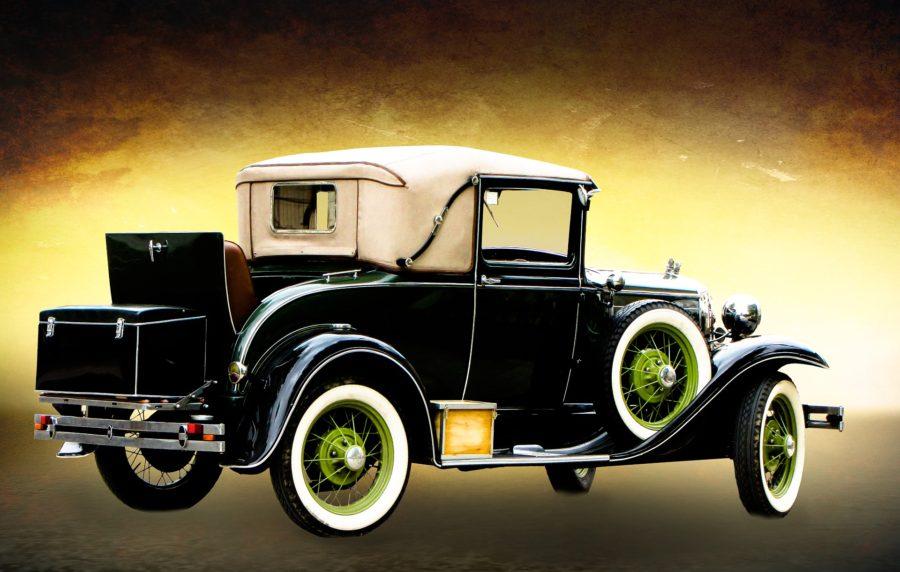 bilen mekanik opfindelse veteranbil