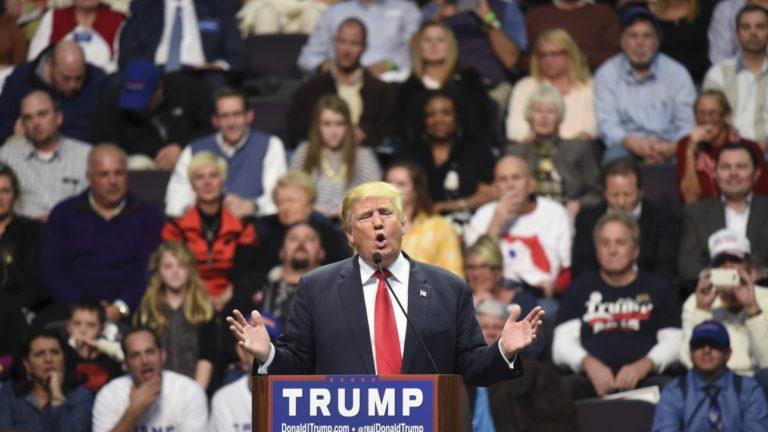 Republikaner Donald Trump præsident 2016 2017