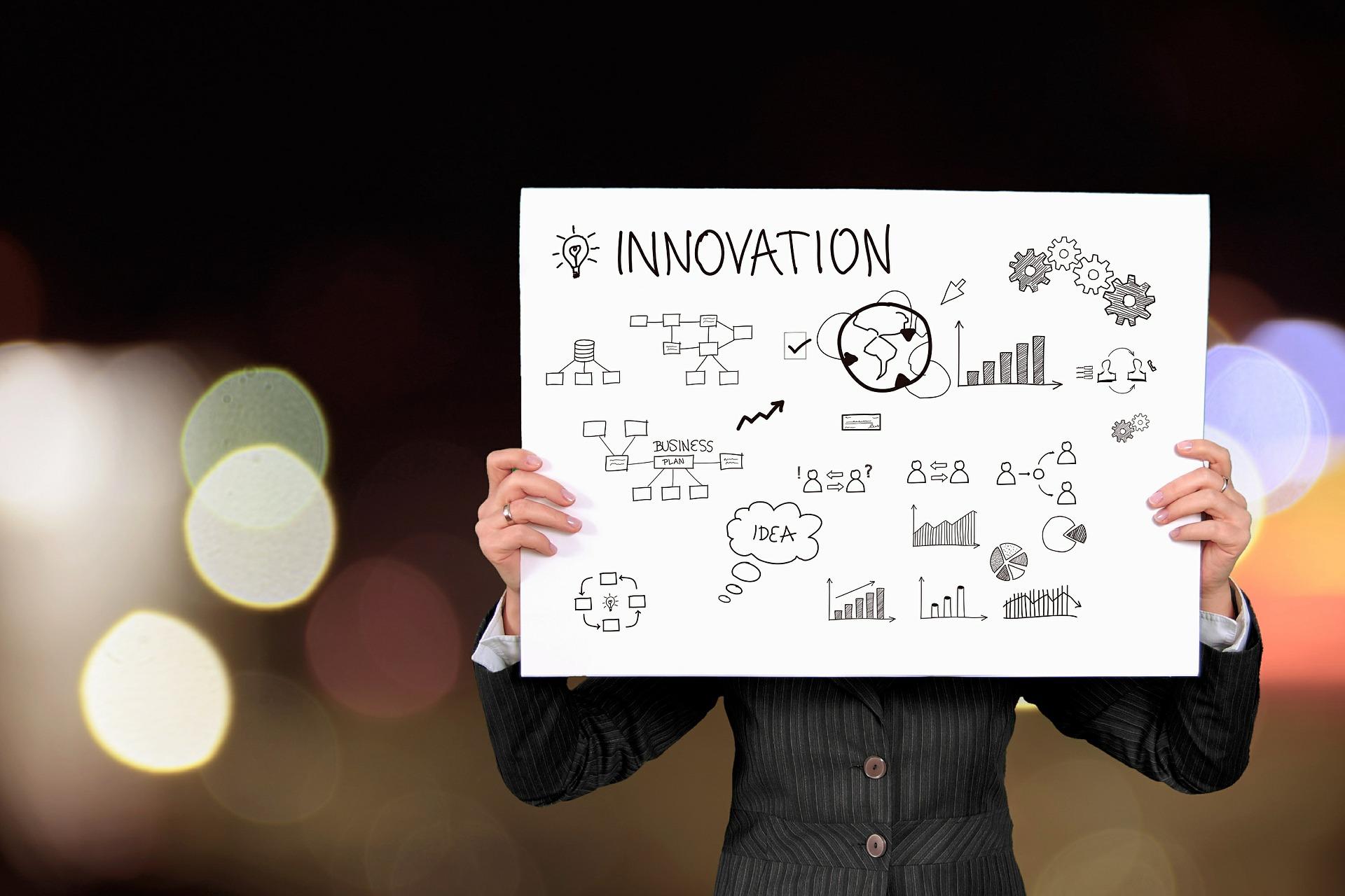 Innovation forretning ide