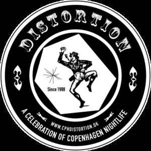 Logoet for distortion