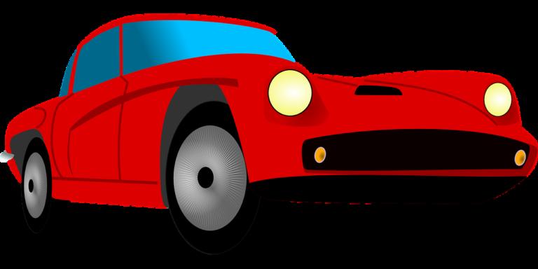 Bil chauffør kørekort køre