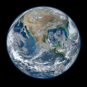 Sådan ser jorden ud
