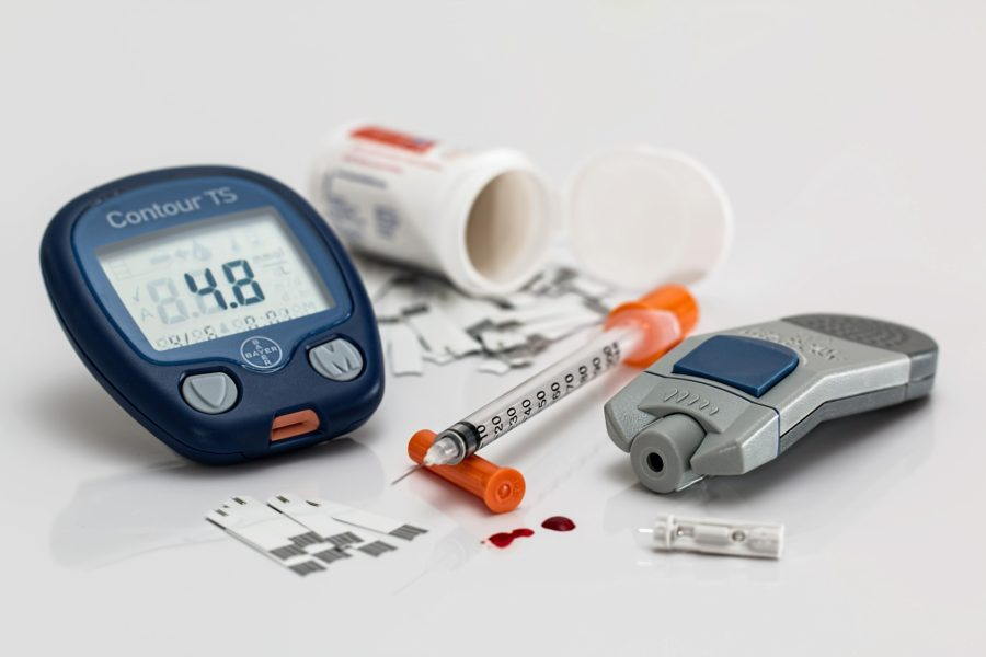 blod blodtype diabetes sukkersyge