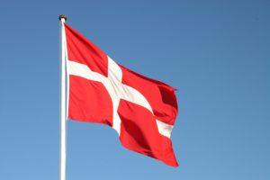 danmark flag flagdage helligdage dannebrog