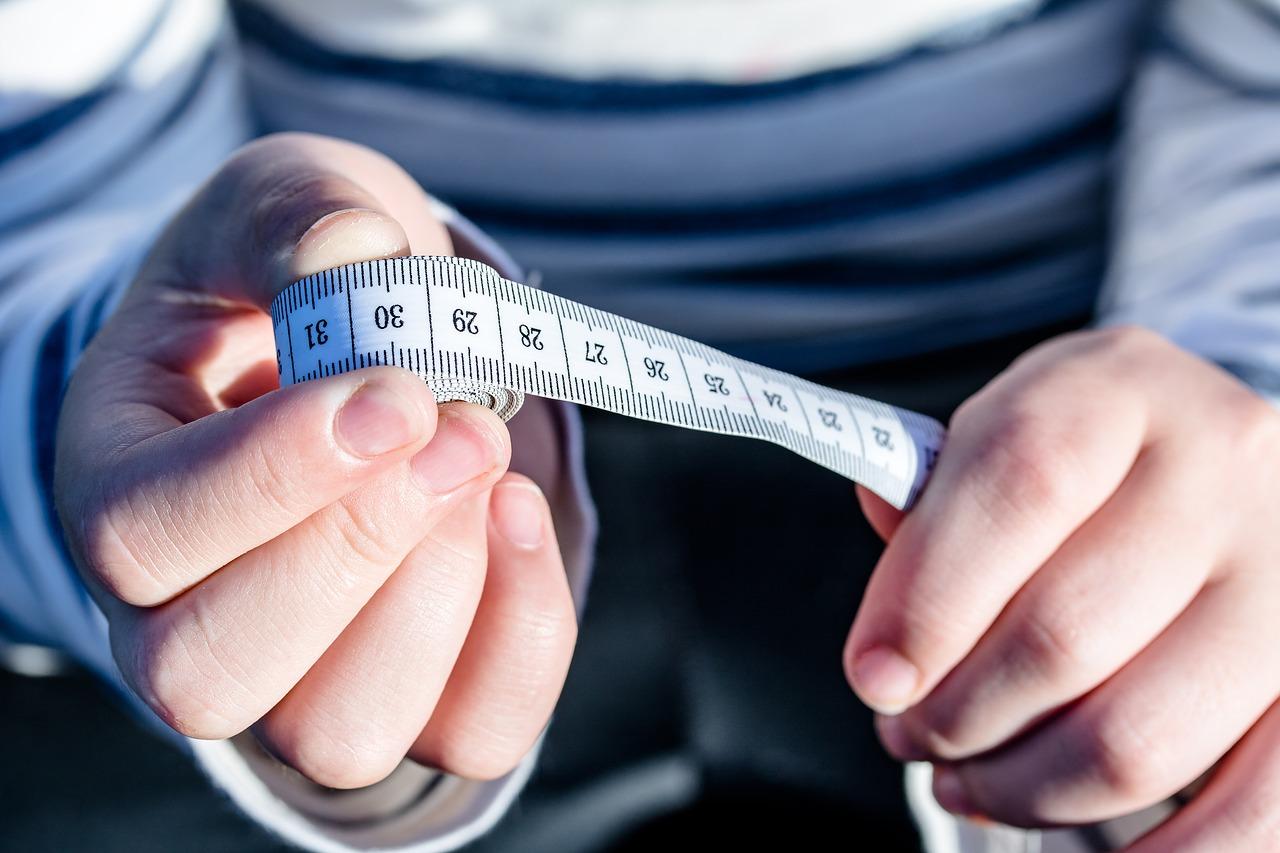 måle måling vægt afstand størrelse