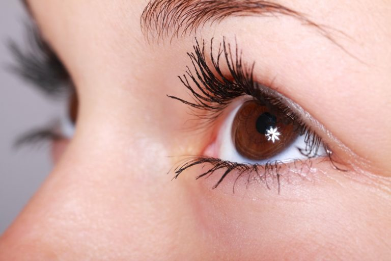 Øjne smuk syn