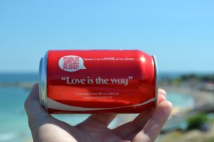 cola drikke sommer