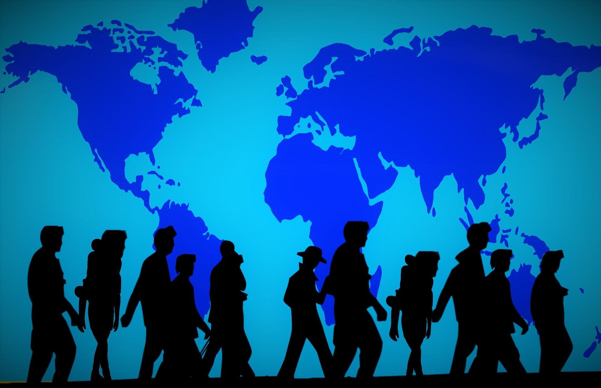 verden migranter flygtninge udlændinge