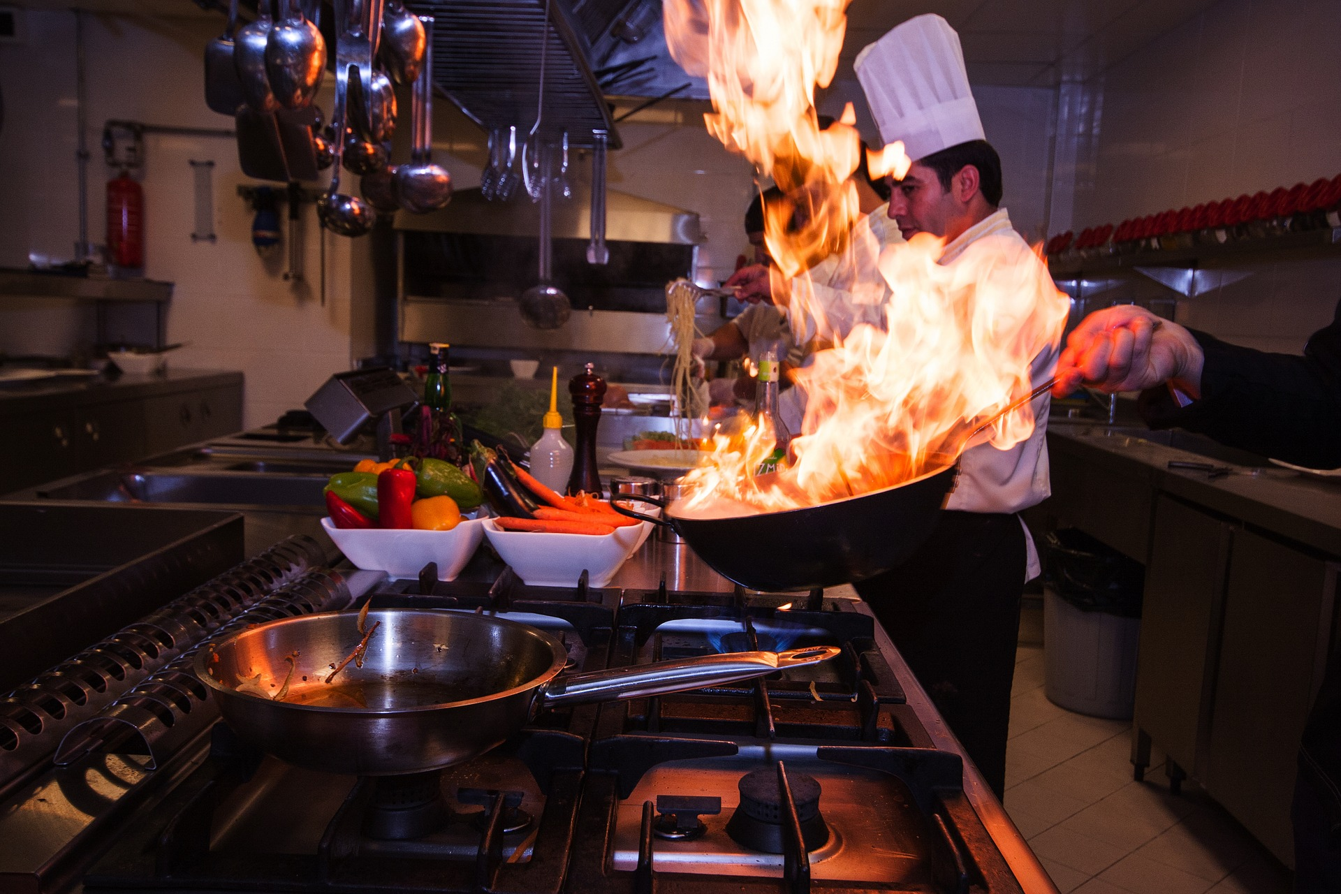 kok mad køkken