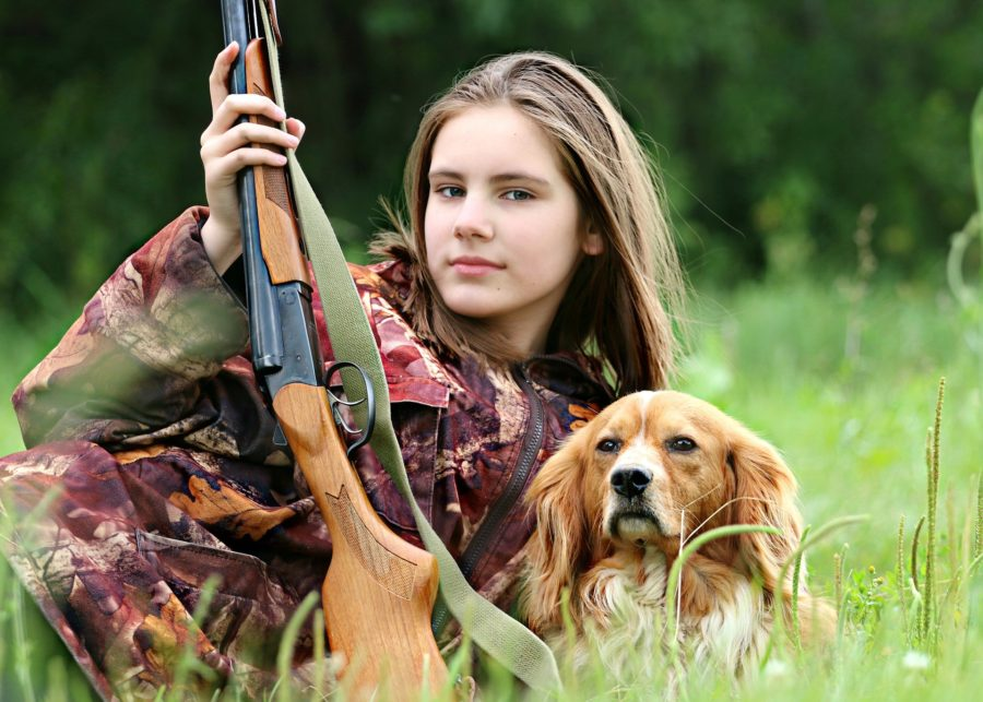 jæger jagttegn